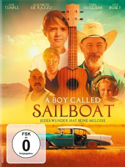 A Boy Called Sailboat BD Front