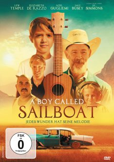 A Boy Called Sailboat_DVD