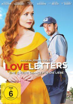 Loveletters DVD Front