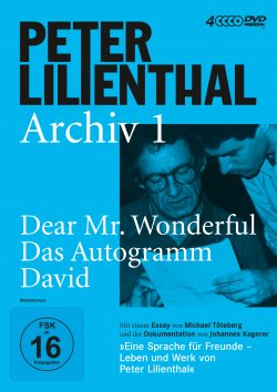 Peter Lilienthal DVD Front