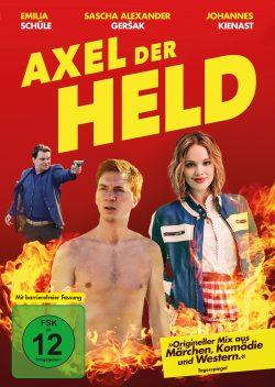 Axel, der Held DVD Front