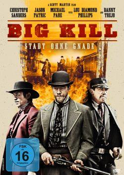 Big Kill DVD Front