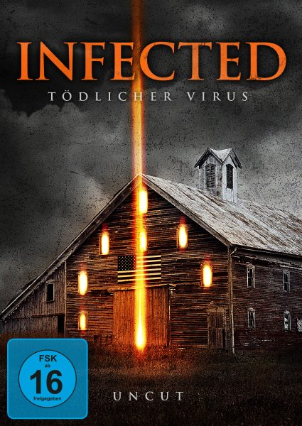 Infected DVD Front