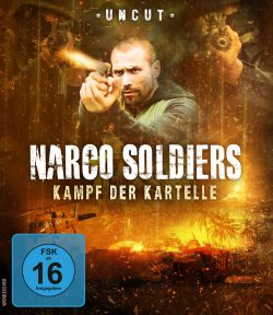 Narco Soldiers BD Front