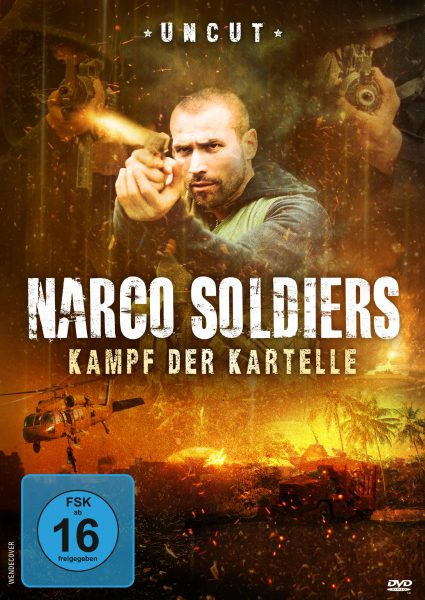 Narco Soldiers DVD Front