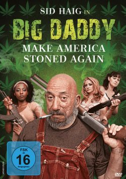 Big Daddy DVD Front
