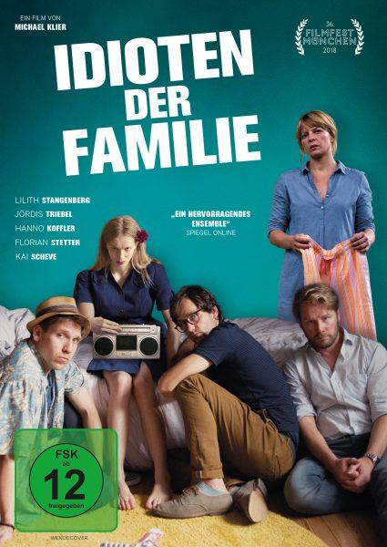 Idioten der Familie DVD Front