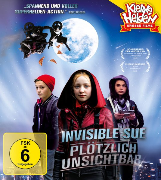 Invisible Sue BD Front