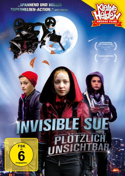 Invisible Sue DVD Front