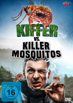 Kiffer vs. Killer Mosquitos DVD Front