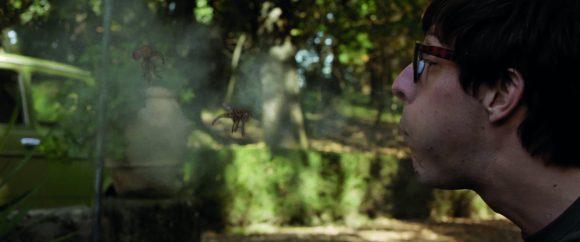 Kiffer vs. Killer Mosquitos Szenenbild