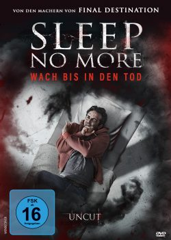 Sleep No More DVD Front