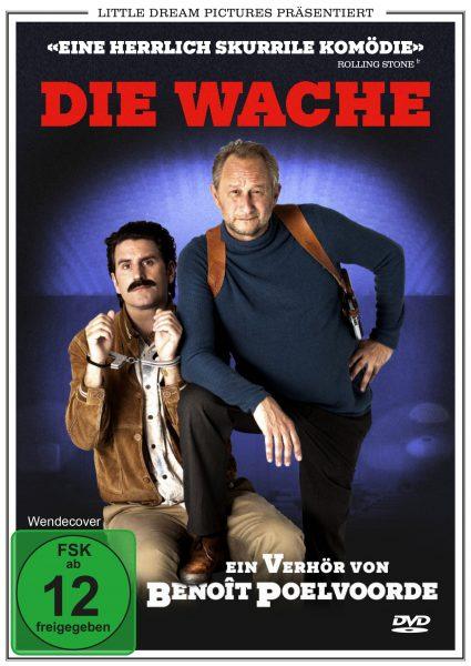 Die Wache DVD Front