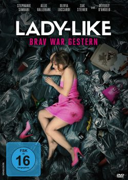 Lady-Like DVD Front