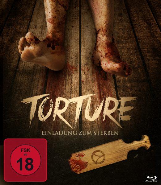 Torture BD Front