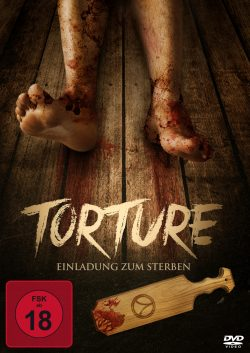 Torture DVD Front