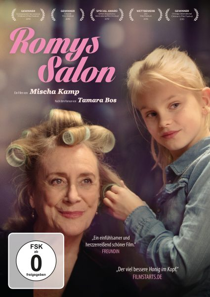 Romys Salon Vorabcover