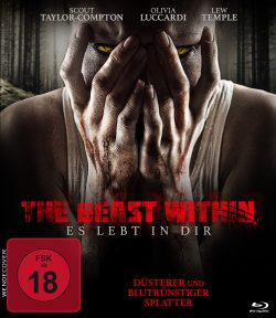 The Beast Within BD Front