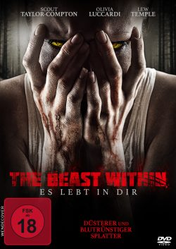 The Beast Within DVD Front