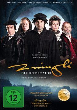 Zwingli DVD Cover