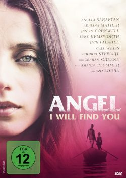 Angel DVD Cover
