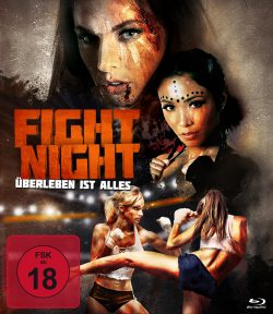Fight Night BD Front
