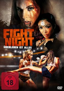 Fight Night DVD Front