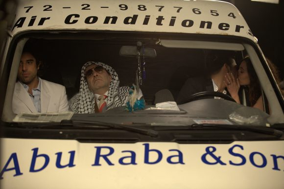 45 Minuten bis Ramallah Szenenbild