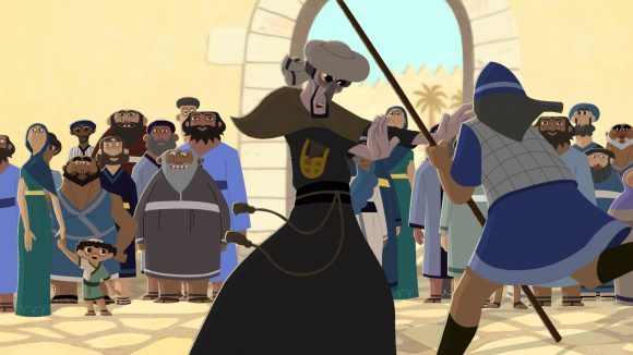 Die Legende von König Salomon Szenenbild