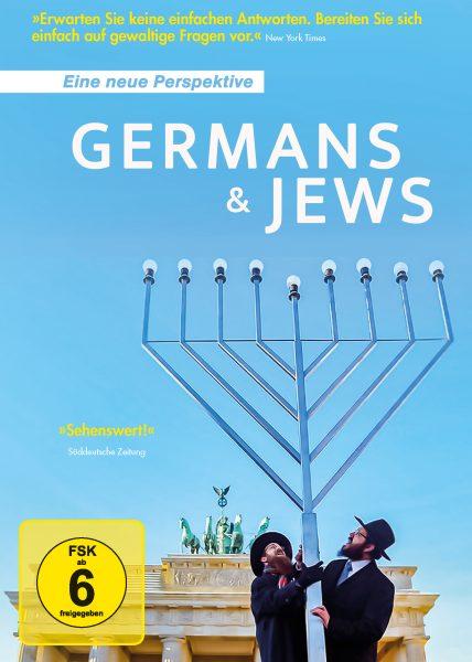 Germans & Jews DVD Front