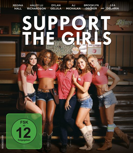Support the Girls BD Front