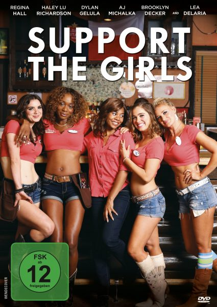 Support the Girls DVD Front