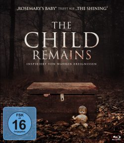 The Child Remains BD Front