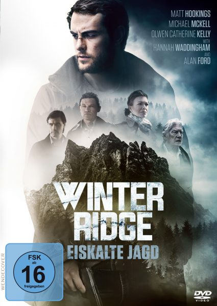 Winter Ridge DVD Front