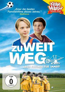Zu weit weg DVD Front
