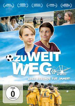 Zu weit weg DVD Vorabcover
