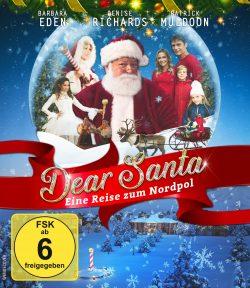 Dear Santa BD Front