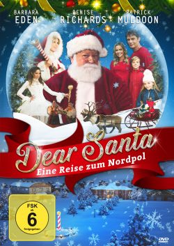 Dear Santa DVD Front