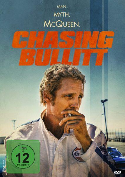 Chasing Bullitt DVD Front