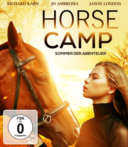 Horse Camp BD Front