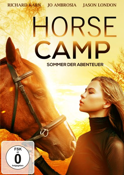Horse Camp DVD Front
