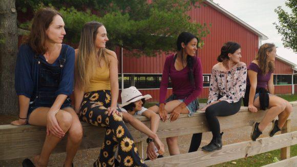 Horse Camp Szenenbild