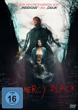 Mercy Black DVD Front