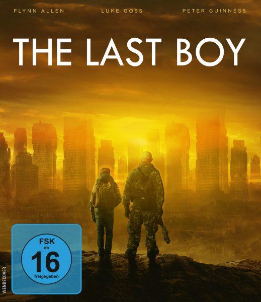 The Last Boy BD Front