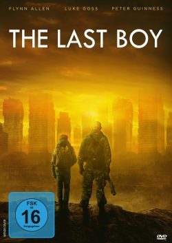 The Last Boy DVD Front