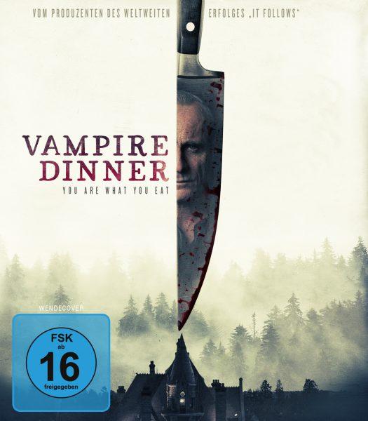 Vampire Dinner BD Front