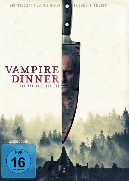 Vampire Dinner DVD Front