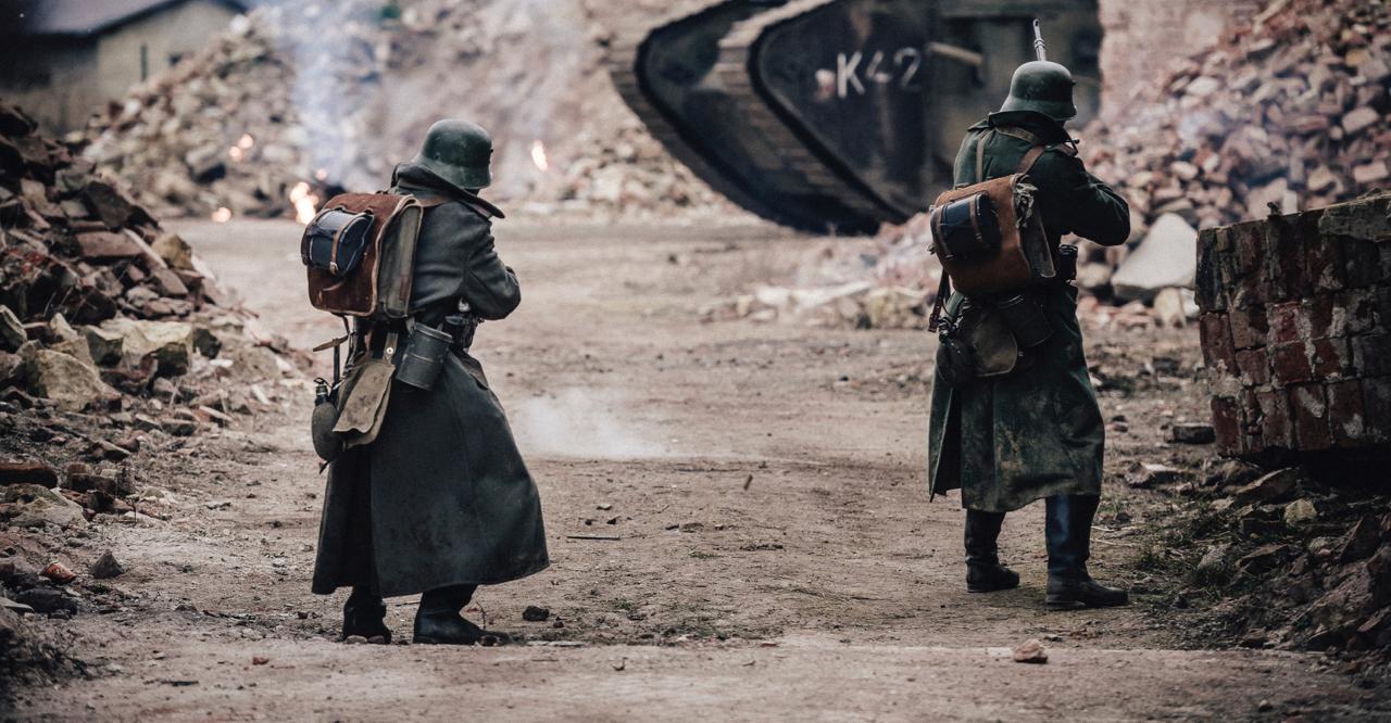 Von Liebe und Krieg