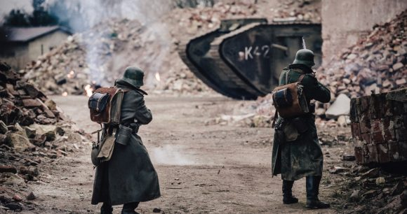 Von Liebe und Krieg Szenenbild