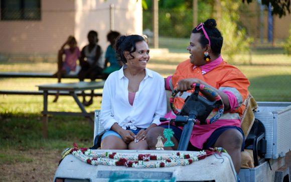 Hochzeit Down Under Szenenbild